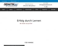 Bild Webseite Didaktik24-7 Wedel