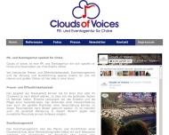 Bild Clouds of Voices