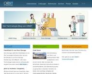 Bild ORBIT Gesellschaft für Applikations- und Informationssysteme mbH