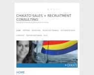Bild CHIKATO SALES + RECRUITMENT CONSULTING (Ihr Experte für Vertrieb + Rekrutierung)