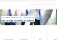Bild Chaindson - Logistic Mentors