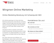Bild Wingmen Online Marketing GmbH