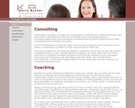 Bild Karin Bacher Consulting & Coaching - Strategien für mehr Erfolg.