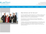 Bild Webseite  Neustadt an der Weinstraße