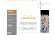 Bild Webseite  Sörgenloch