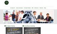 Bild Webseite K.O.M. Six Sigma TC Riesbürg