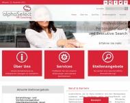 Bild alphaSelect GmbH