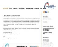 Bild Webseite SozialManagementBeratung Köln