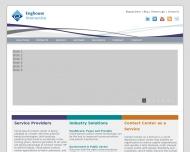 Bild Webseite CosmoCom Frankfurt