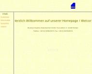 Bild Webseite Business Graphics Datentechnik Frankfurt