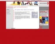 Bild Webseite vision:produktion München