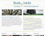 Bild Bodo Mohr - Coaching & Personalmanagement