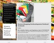 Bild Webseite Mystery Shopping - Testkaufagentur - Schulungskauf.de XXXL Aachen