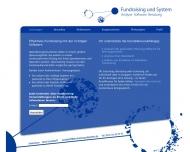 Bild Fundraising und System