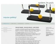 Bild Webseite system.im.puls München