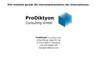Bild ProDiktyon Consulting GmbH