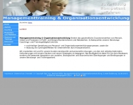 Bild Managementtraining & Organisationsentwicklung