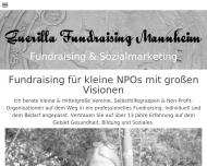 Bild Guerilla Fundraising Mannheim
