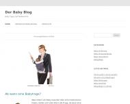 Baby Tipps und Testberichte Der Baby Blog