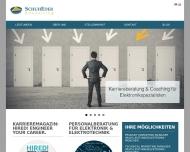 Bild Webseite Schuh-Eder Consulting Baldham