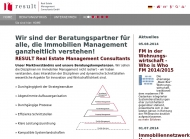 Bild RESULT - Real Estate Management Consultants GmbH