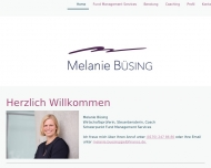 Bild Melanie Büsing - Beratung - Coaching - Transformation