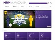 MRM McCann - Creativity, Technology, Performance - Die Agentur f?r Interaktion zwischen Konsument un...