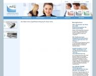 Website BDL Betriebsberatung  und Datenverarbeitung