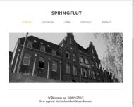 Bild °SPRINGFLUT GmbH - Agentur für Markenidentität