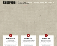Kaiserkom - Emotionale Kommunikation