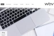 Bild Webseite WB+V Werbemittel-Beratung und Verkaufsförderung Köln