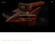marketingfaktur Strategie. Marketing. Vertrieb. Home