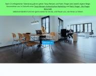 Bild Webseite Agentur Tatendrang Köln