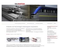 Bild tecmotion gbr - industrial communication. design service