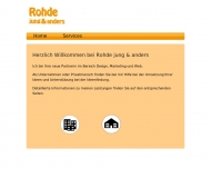 Bild Rohde jung & anders