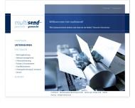 multisend Marketingdienstleistungs GmbH Personalisierung