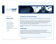 Website multisend