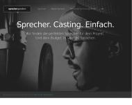Bild Webseite Alex Jacobi | Reklameton Aachen