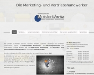 Marketing und Vertriebsagentur - Marketingwerkstatt- Meisterwerke