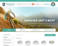 Bild Webseite bikesale solutions München