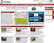 Bild Webseite Wawerko Dortmund