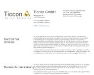 Bild Ticcon AG