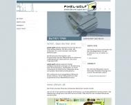 Bild pixel-wolf ® webdevelopment