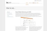 Bild bc.lab Online Relations GmbH