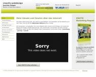 Bild creactiv-webdesign - Ihr Fachmann für marketing-orientiertes Internet