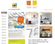 Bild wandbotschaft.de