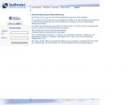 Bild Webseite Sedlmeier Internet Consulting Dachau