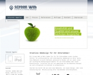 Bild Screen Web - innovatives & kreatives Webdesign