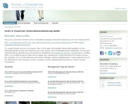 Bild Fuchs & Consorten Unternehmensberatung GmbH
