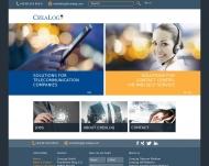 Bild Webseite CreaLog München